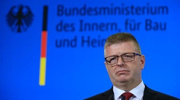 Almanya'da istihbarata yeni başkan