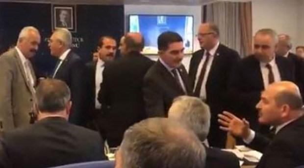 Süleyman Soylu ile HDP'li milletvekilleri arasında sert tartışma