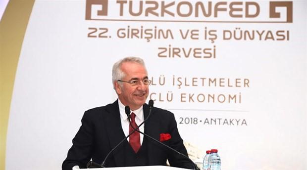 TÜSİAD Başkanı: Ucuz ve bol parayla büyüme dönemi sona erdi