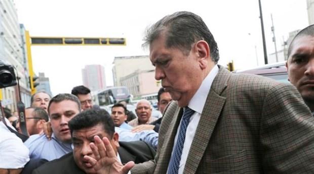 Rüşvetle suçlanan eski Peru Cumhurbaşkanı, Uruguay Büyükelçiliği'nden sığınma talep etti