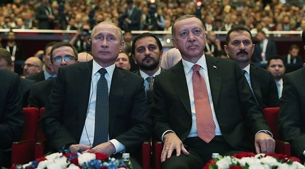 TürkAkım Projesi töreninde Putin ve Erdoğan'dan açıklamalar