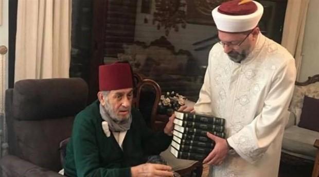Diyanet İşleri Başkanı'nın Mısıroğlu'nu ziyareti Meclis gündeminde
