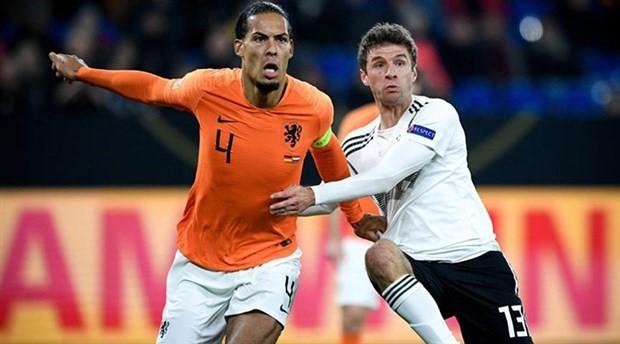 UEFA Uluslar Ligi'nde yarı finalistler belli oldu