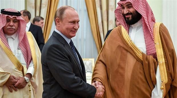 Putin, Suudi  Veliaht Prens'le görüşebilir