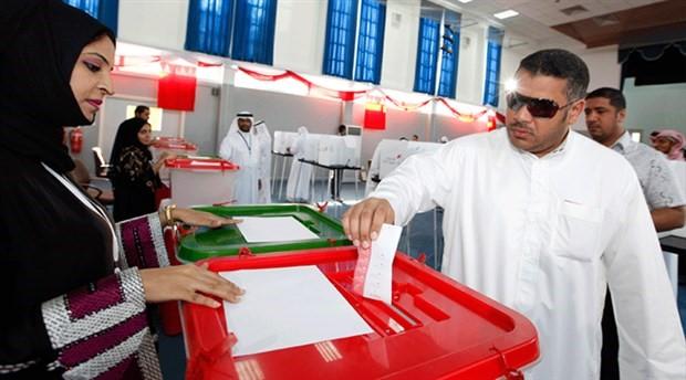 Bahreyn'de seçimler için oy verme işlemi başladı