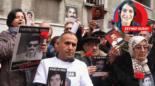 Cumartesi Anneleri: İHD evimiz, Galatasaray mezarımız, vazgeçmeyeceğiz!