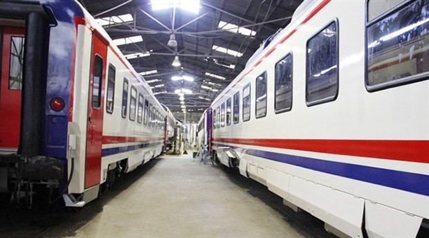 TCDD'nin vagon üreticisinden konkordato talebi