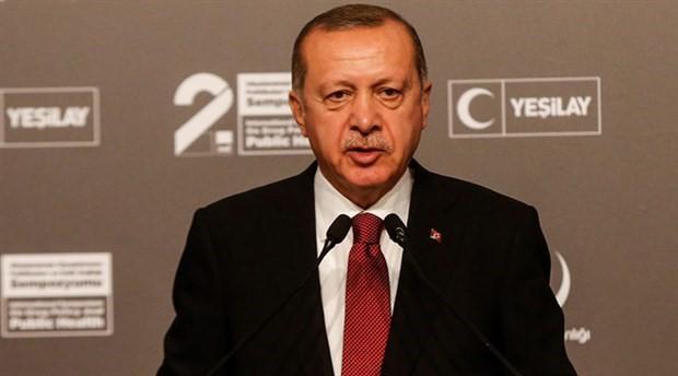 Erdoğan: Elektronik bağımlılık çok büyük bir tehdit