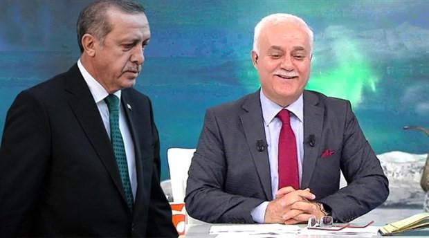 Erdoğan ile Hatipoğlu arasında 'adaylık' görüşmesi
