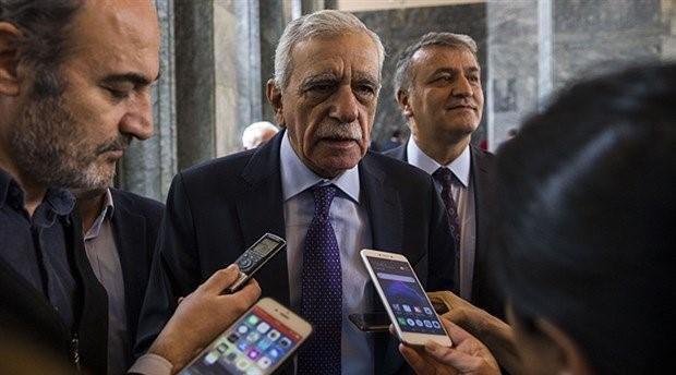 Ahmet Türk'ten adaylık sinyali: Partim ihtiyaç duyarsa görevden kaçmam