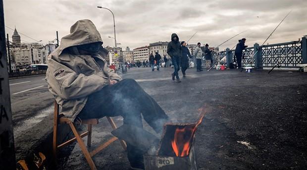 İstanbul'a soğuk hava uyarısı
