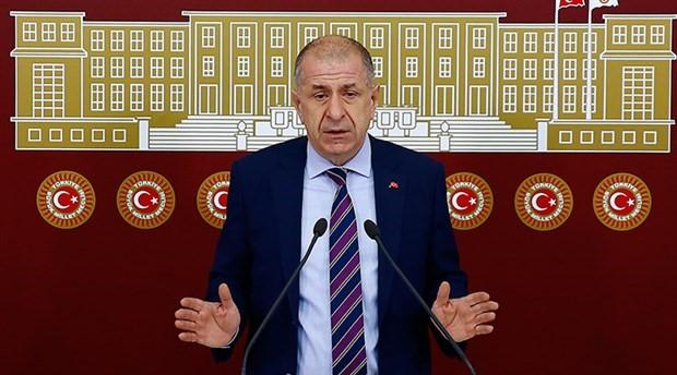 İYİ Partili Özdağ: Türkiye'de yaşayan 20 kişiden 1'i Suriyeli