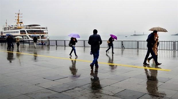 Meteoroloji yarın için uyardı: Marmara ve Batı Karadeniz'de hava soğuyor