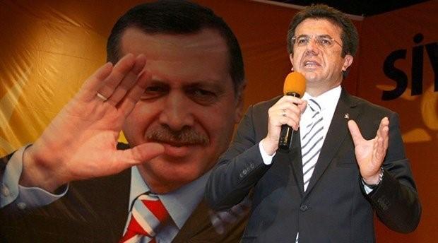 AKP'nin İzmir adayı Zeybekci, kampanyasını başlattı