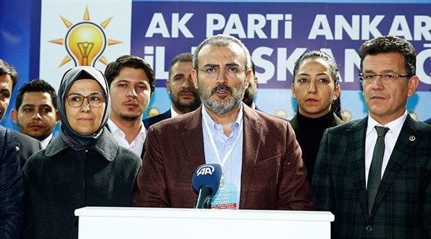 AKP'li Ünal: Dolar yükselirken sosyal medyayı ayağa kaldıranlar dolar düşerken neredeler?