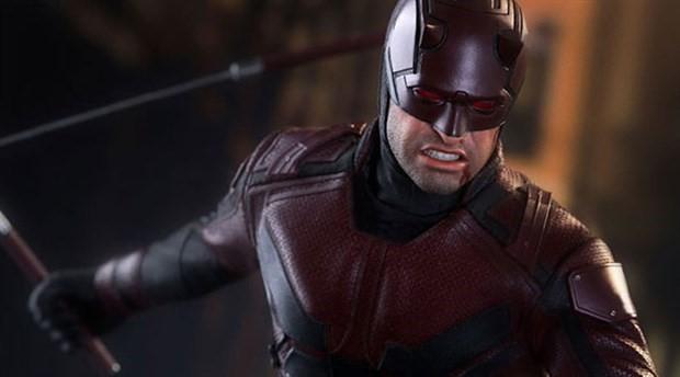 Netflix, Daredevil dizisinin iptal edildiğini duyurdu