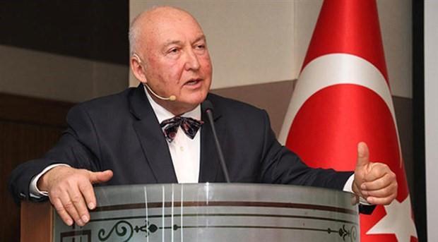 Prof. Dr. Ahmet Ercan: Depremin İstanbul'la ilgisi yok