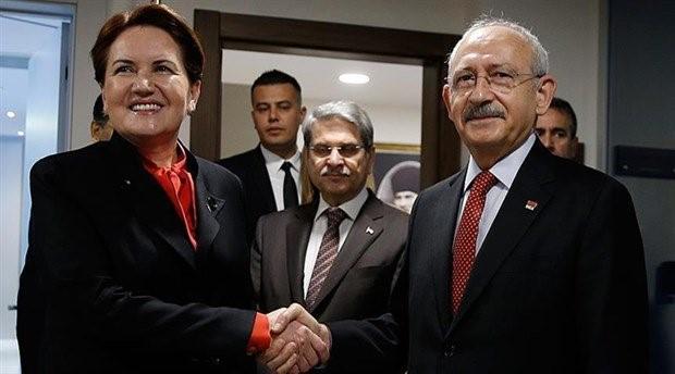 Akşener: Ankara'da CHP ile ortak aday olabilir