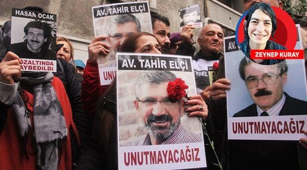 Cumartesi Anneleri katledilen avukatları için adalet istedi