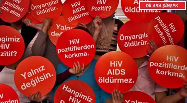 HIV ve AIDS hepimizi ilgilendirir!
