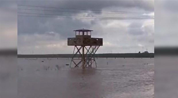Ceylanpınar sınırında mahsur kalan askerler kurtarıldı