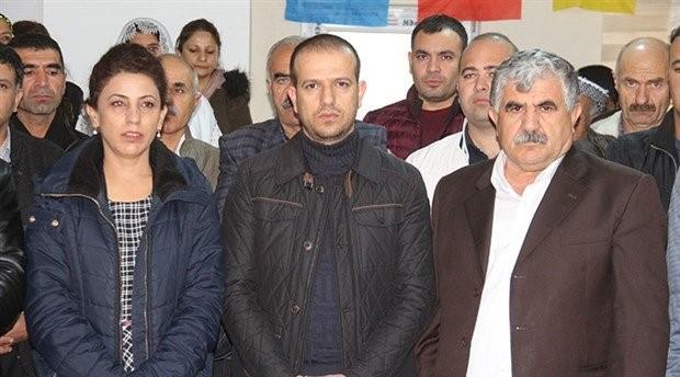 HDP'li üç milletvekili, üç günlük açlık grevine başladı