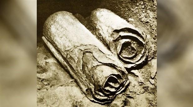 Yeni bulunan mağaralarda Ölü Deniz Parşömenleri aranıyor