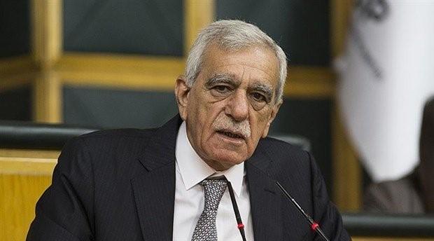 Ahmet Türk, HDP'den aday adayı oldu