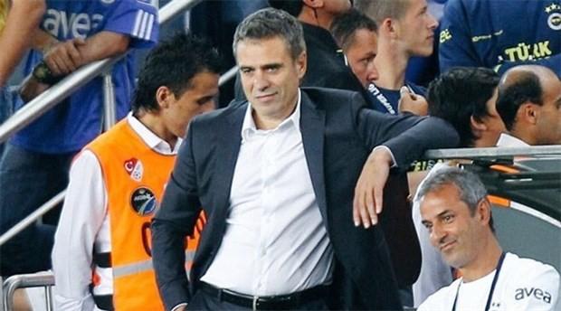Ersun Yanal Fenerbahçe ile görüştü