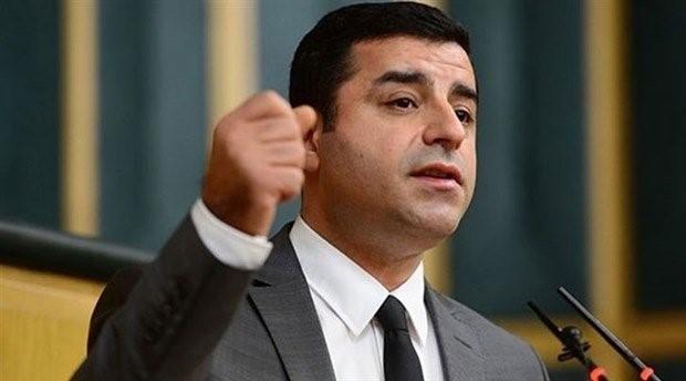 HDP, Demirtaş için adalet nöbetlerine başlayacak
