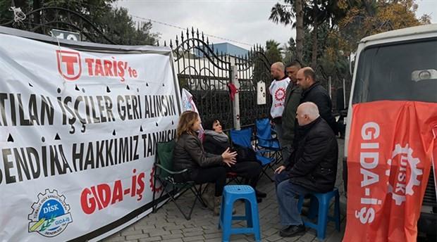 TARİŞ işçilerine Haziran desteği