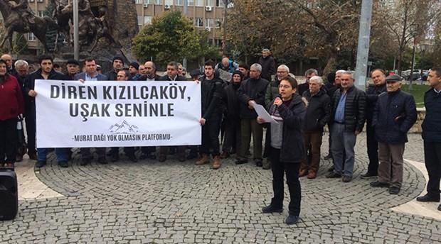 """""""Diren Kızılcaköy, Uşak seninle"""""""