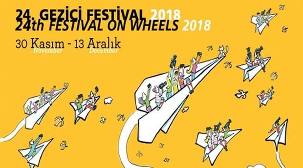 24. Gezici Festival Sinop yolcusu