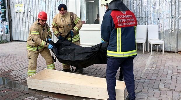 Beyoğlu'nda yangın: 2 ölü