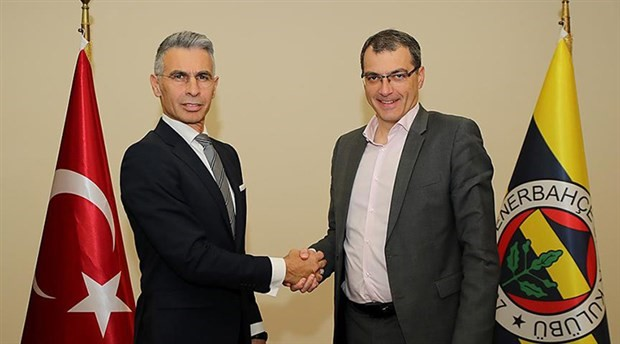 Fenerbahçe'ye yeni kaleci antrenörü