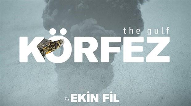Frankfurt'tan ödülle dönen Ekin Fil'in Körfez filmi müzikleri 21 Aralık'ta dinleyiciyle buluşuyor