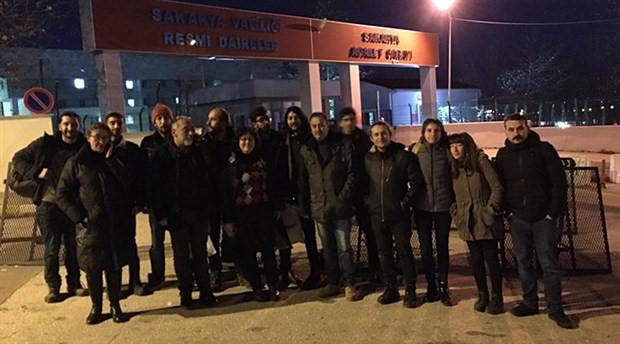 Sakarya'da gözaltına alınan 3 ÖDP üyesi serbest bırakıldı