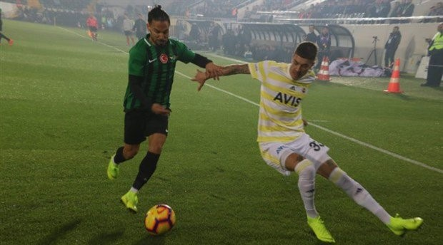 Akhisarspor 3-0 Fenerbahçe