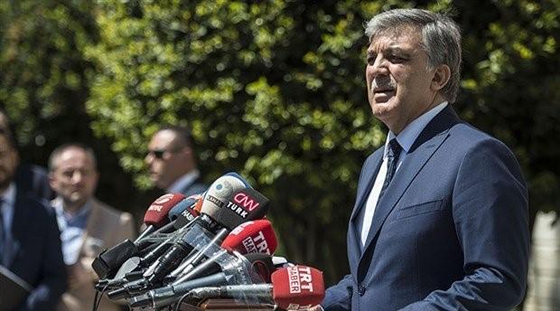 Abdullah Gül'den Kılıçdaroğlu'nun ziyaretine ilişkin açıklama