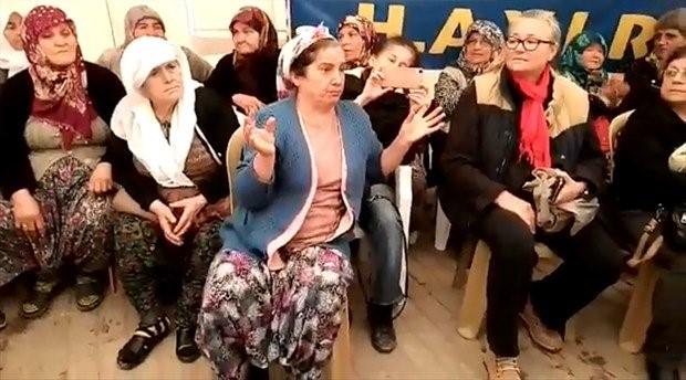 Aydın Belediye başkanı Özlem Çerçioğlu, Kızılcaköy direnişine sağır