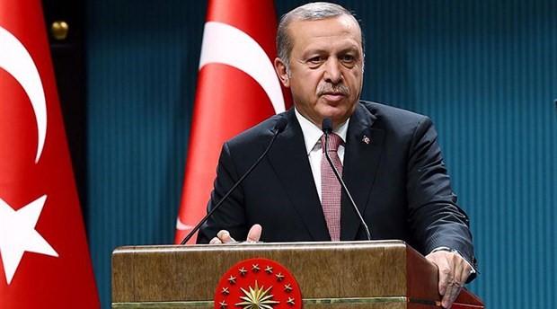 Erdoğan: Medyada Fransa, Hollanda ve Brüksel'i izlemedik