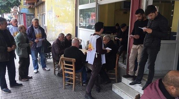 Adana KESK mitingine hazır