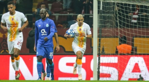 Porto'ya kaybeden Galatasaray yoluna Avrupa Ligi'nde devam edecek