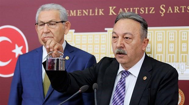 CHP'li Bayır, Erdoğan'a kumbara gönderdi: Tasarrufta Türkiye'ye örnek olsun