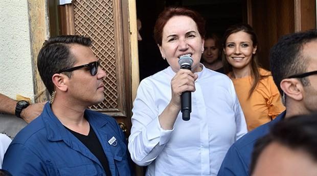 Meral Akşener, Mansur Yavaş'ın kararını açıkladı