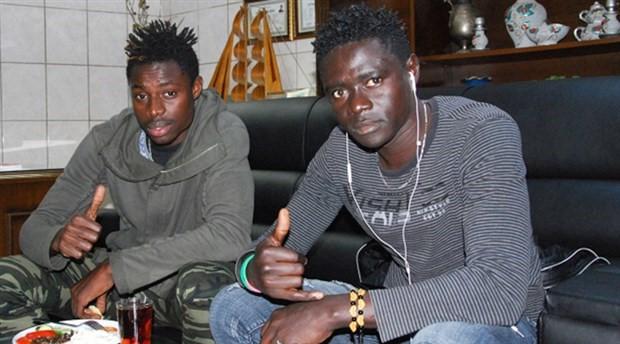 Ndiaye'nin getirdiği 2 Senegalli Diyarbakırspor'da