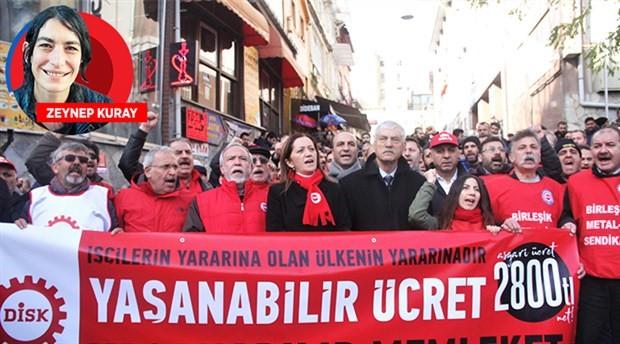 Çerkezoğlu: Asgari ücret milyonların meselesidir
