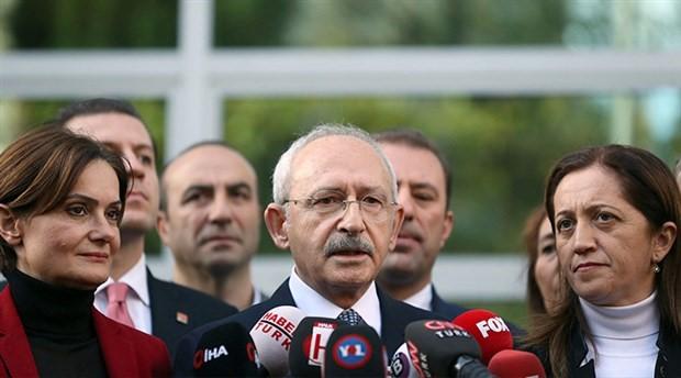 DİSK'i ziyaret eden Kılıçdaroğlu'ndan açıklama: Üreten, çalışan, alın teri döken herkesin yanındayız