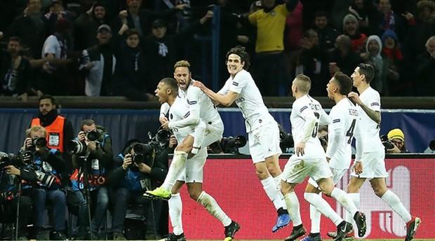 PSG attı, Dortmund tuttu