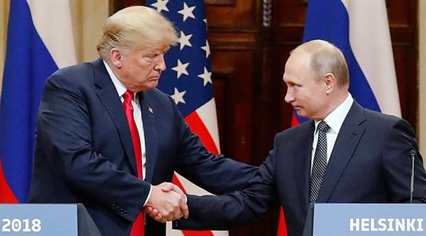 """""""Putin ve Trump'ın görüşmelerine hazırız"""""""